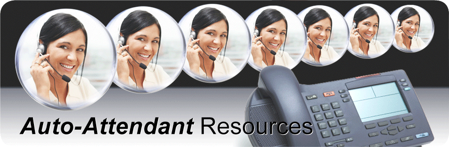 Sound Marketing Resources - Telephony Greetings